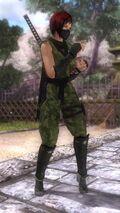 DOA5LR costume Ninja Clain VOL1 Mila