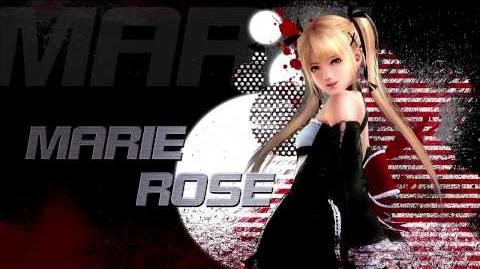 DOA5U Bloody Nocturne (Marie Rose Theme)