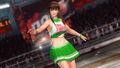 DOA5 Hitomi Cheerleader