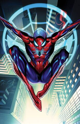 File:Amazing Spider-Man Vol 4 1 Campbell Variant Textless.jpg