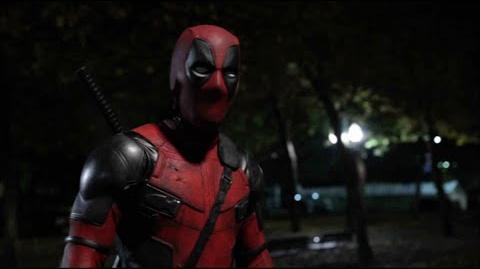 How Deadpool Spent Halloween