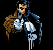Punisher says smile