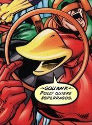 Bird-Man Pico