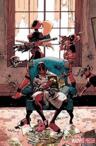 Deadpool Family Vol 1 1 Textless