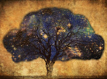 Space tree by awakeningdivine-d6ux896