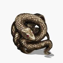 Covetous-gold-serpent-ring