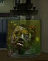 Dead rising Lab Specimen 4