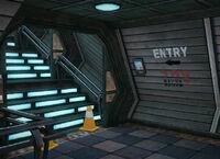 Dead rising URANUS ZONE Galatic Experience stairs
