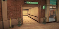 Dead rising restroom royal flush plaza 2