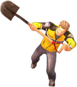 Dead rising shovel main