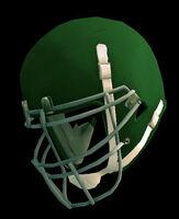 Dead rising Football Helmet 2