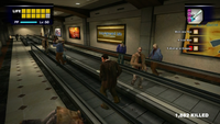 Dead rising bugs escalators