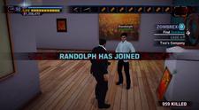 Randolph Joins