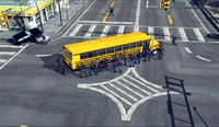 Dead rising 121 no genre copter pics surrounded bus (5)