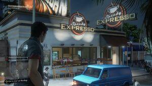 Speedy Expresso DR3
