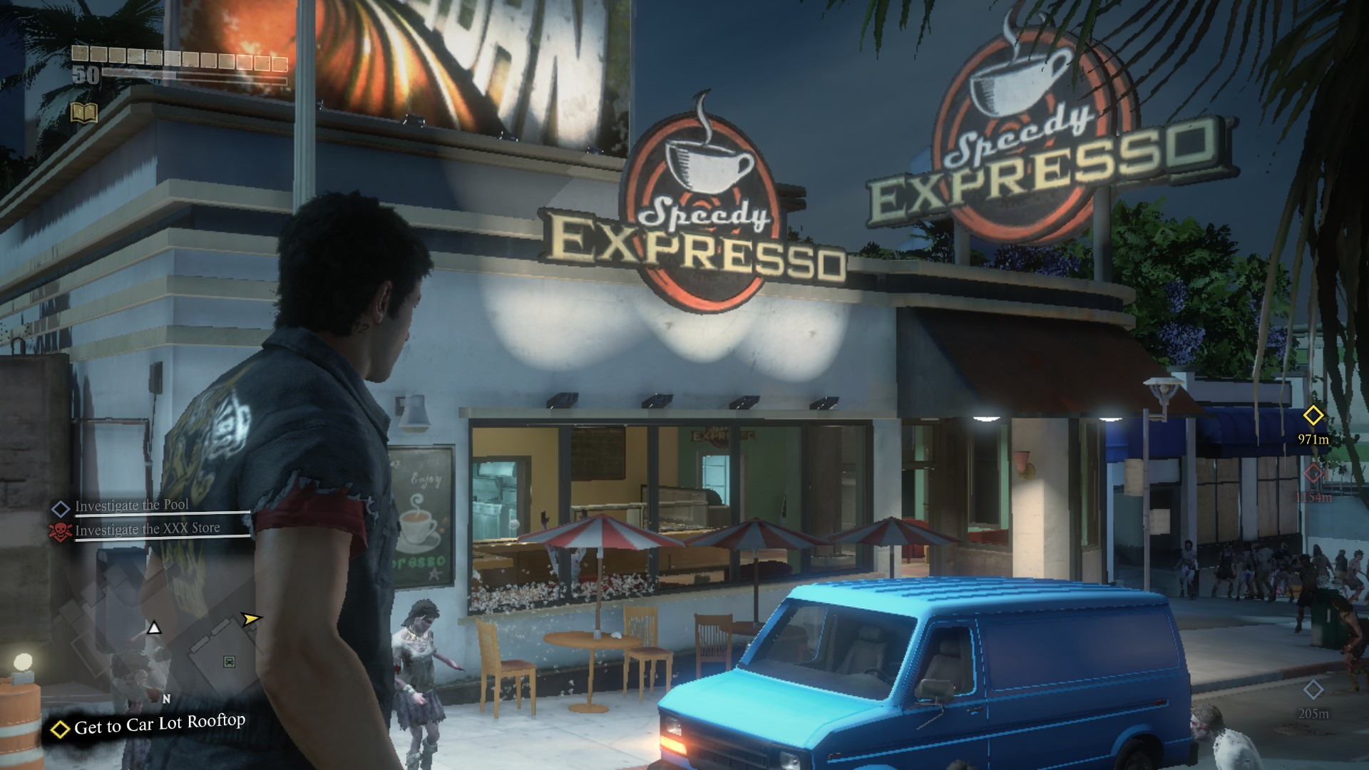 Speedy expresso dead rising 3 dead rising wiki fandom powered speedy expresso dead rising 3 malvernweather Image collections