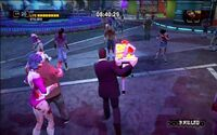 Dead rising 2 off the record tennis ball launcher carrying
