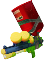 Dead rising Flamethrower