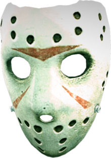 Dead rising Hockey Mask (Dead Rising 2)
