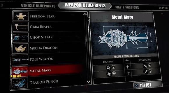 Image metal mary blueprintg dead rising wiki fandom powered filemetal mary blueprintg malvernweather Choice Image