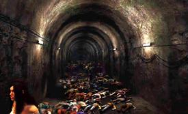 Dead Rising Clocktower Tunnels