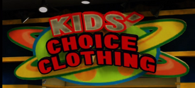 Kids' Choice Clothing PP Sticker