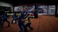 Sportrance looters blur