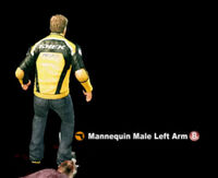 Dead rising Mannequin Male Left Arm name