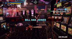 Bill Joins