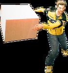 Dead rising cardboard box combo