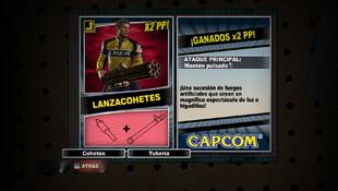 Combo DR2 - Lanzacohetes