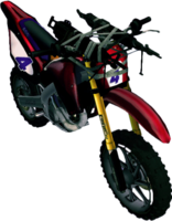 Dead rising Machine Gun Bike 2