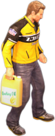 Dead rising cooking oil holding