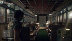Diner Interior