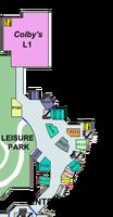 Paradise Plaza Map