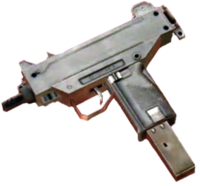 Dead rising Submachine Gun