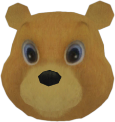 Dead rising Teddy Bear Mask