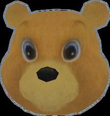 Dead rising Teddy Bear Mask
