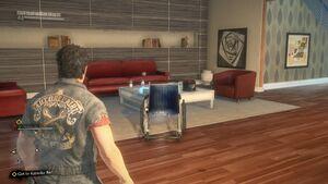 Meryl's House Living Room