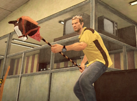 Dead rising 2 case 0 pony stick