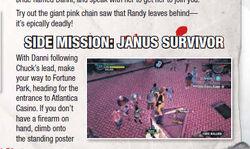 Dead rising 2 official guide janus survivor name