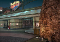 Dead rising shovel uranus zone near exit