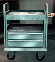 Dead rising Medical Cart 3