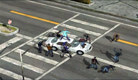 Dead rising 215 no genre man atop white car (4)