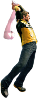 Dead rising mannequin female right leg main