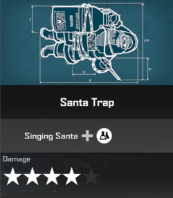 Santa Trap DR4 Blueprint