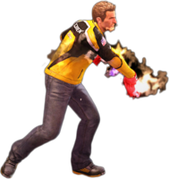 Dead rising flaming gloves 6