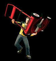 Dead rising lawn mower (2)