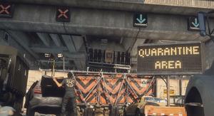 Quarantine Area DR3