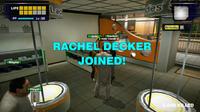 Rachel Joins